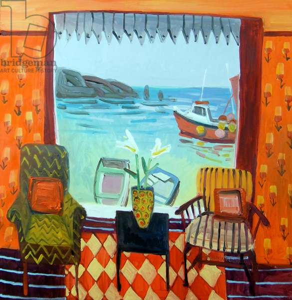 Fishing Boats from the Library