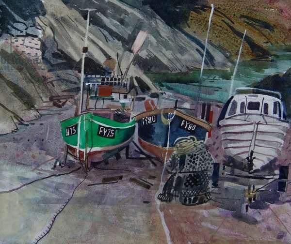 Portloe Fleet