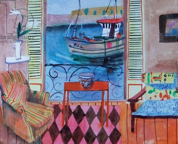 Salon Above the Harbour