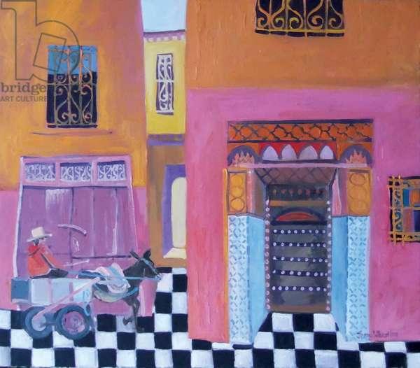 Morning Marrakech