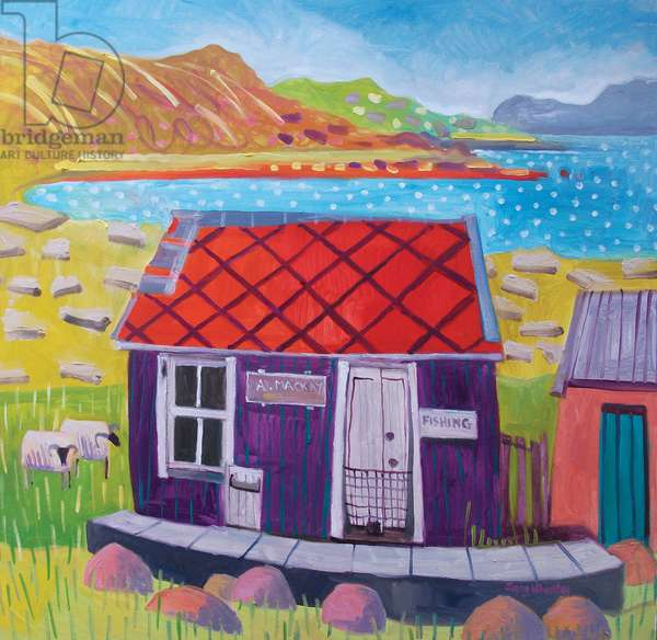 Mr Mackays Fishing Hut