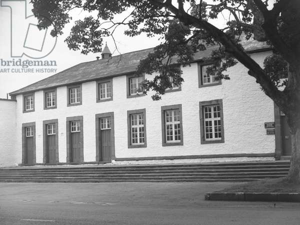 A view of Shire Hall at Appleby, including Solicitors Offices, 1930s-60s (b/w photo)