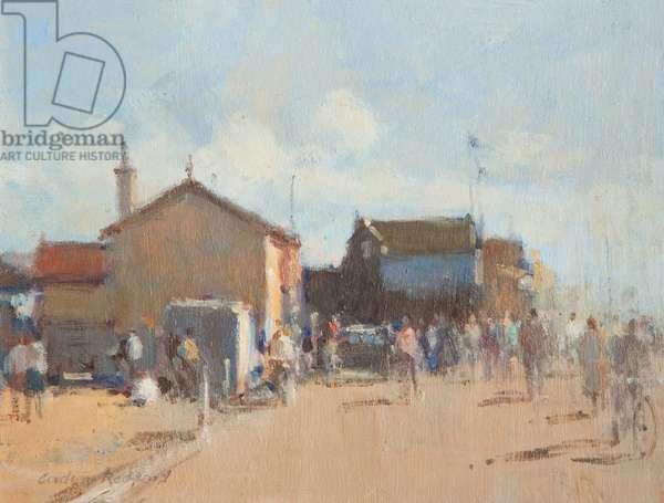 Fleetwood (oil on canvas)