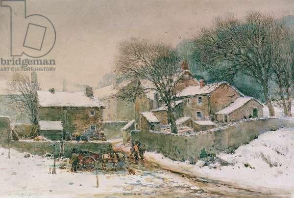 Heysham in Winter
