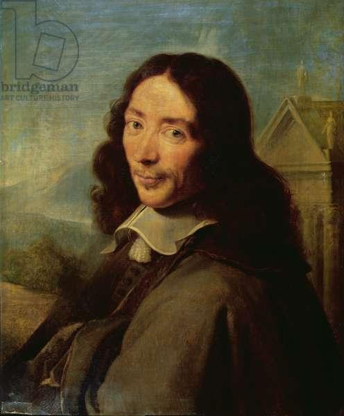 Claude Perrault (1613-88) after Philippe de Champaigne (oil on canvas)