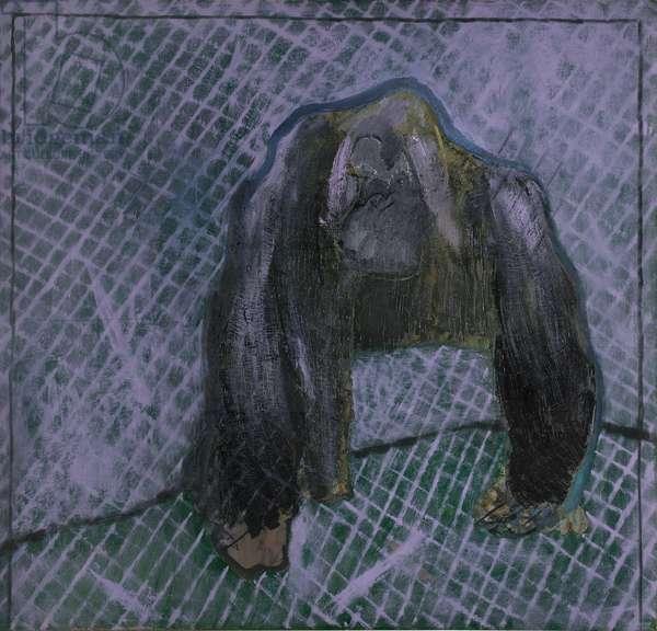 Orang-Outang II, 1966 (oil on canvas)