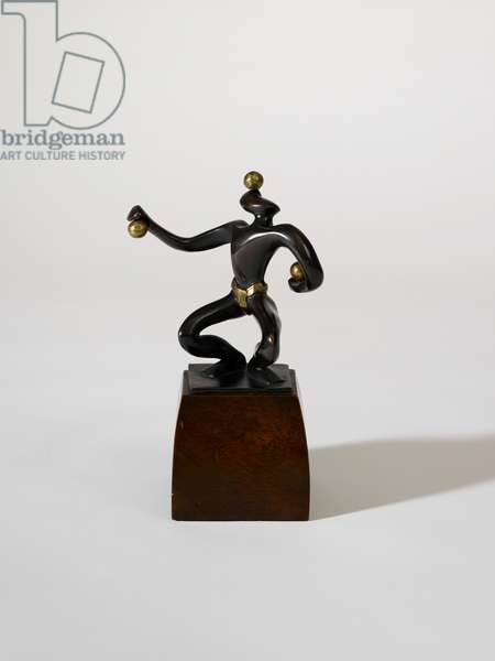 The Juggler, 1935 (bronze)