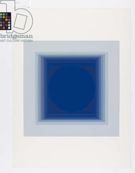 Adytum SV, 1978 (silkscreen print)