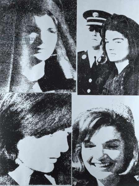 Jacqueline Kennedy No. 3, 1965 (screenprint)