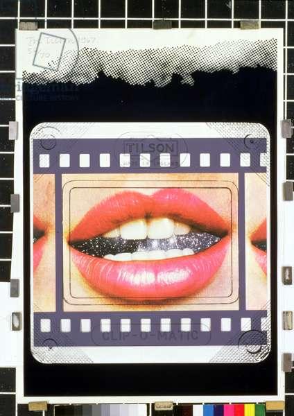 Clip-o-Matic Lips, 1967