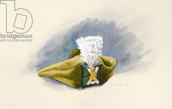 The White Hackle