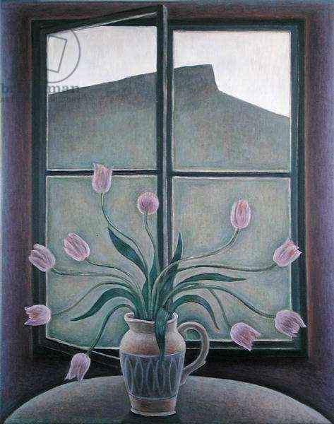 Tulips and Crag