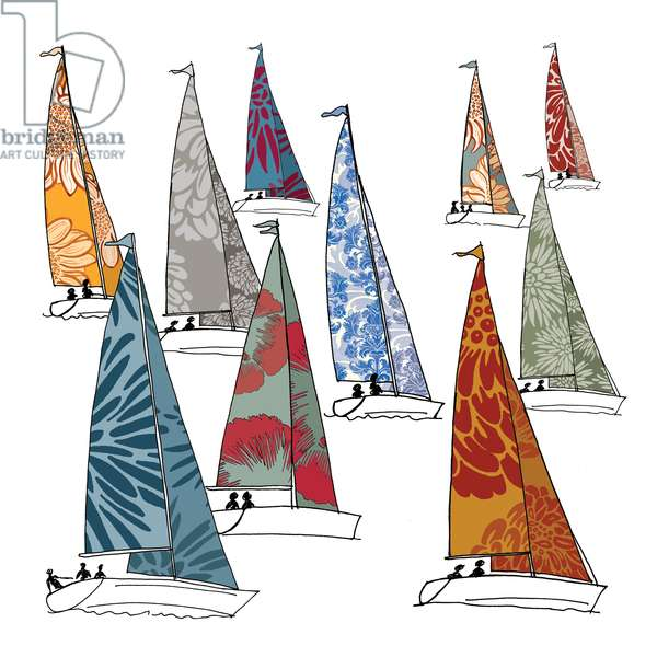 Regatta, 2009 (digital)