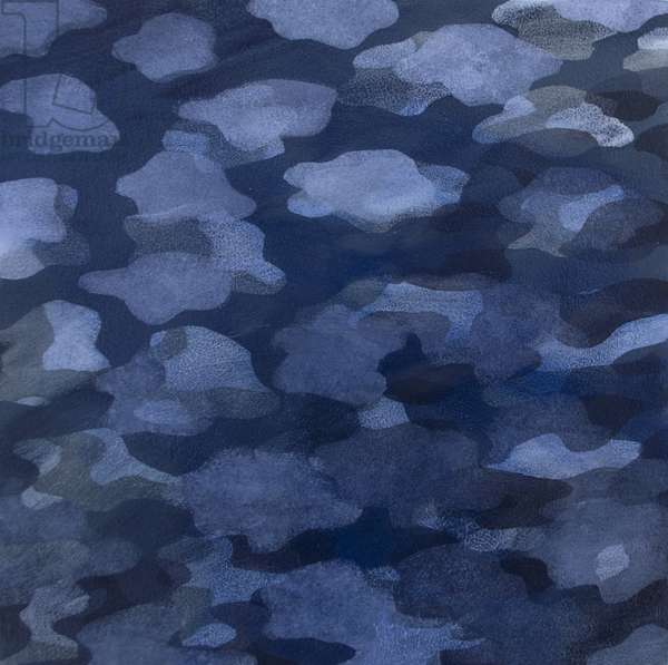 Nocturne, 2016 (oil on wood)