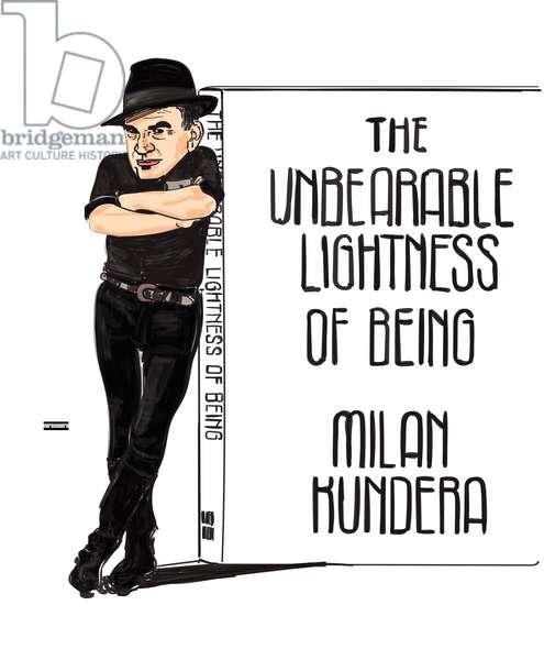 Mr Milan Kundera