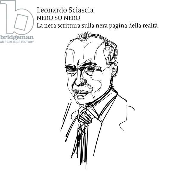 Leonardo Sciascia, Nero su nero