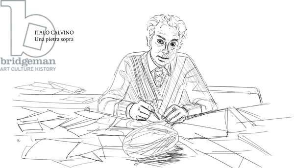 Italo Calvino, Una pietra sopra