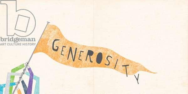 Generosity, 2012