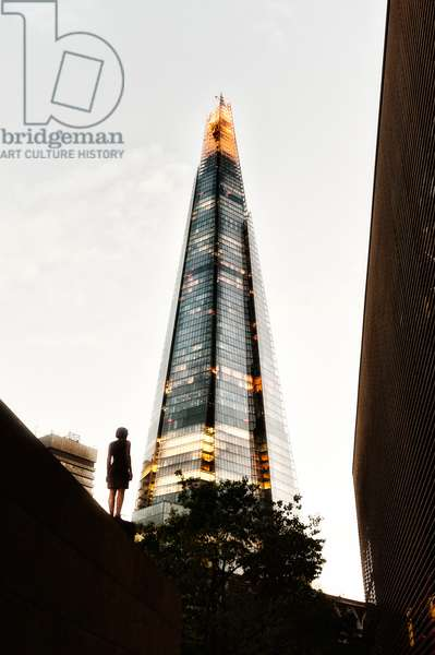 Statue and Shard