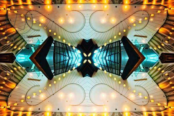 Mall Ceiling, 2014 (digital image)