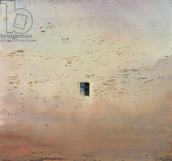 Hermit, 2013, (oil on canvas)