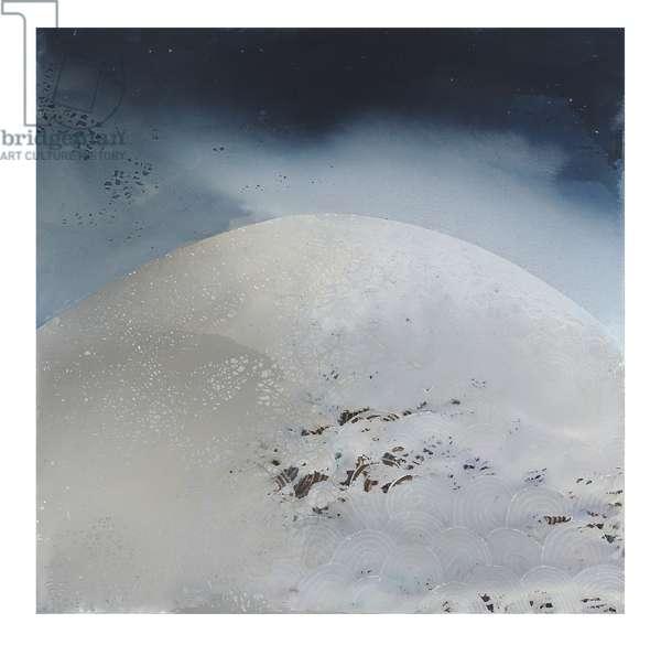 Stardust, 2010, (oil on canvas)