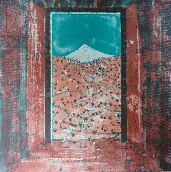 Portal, 2009 (lithograph)