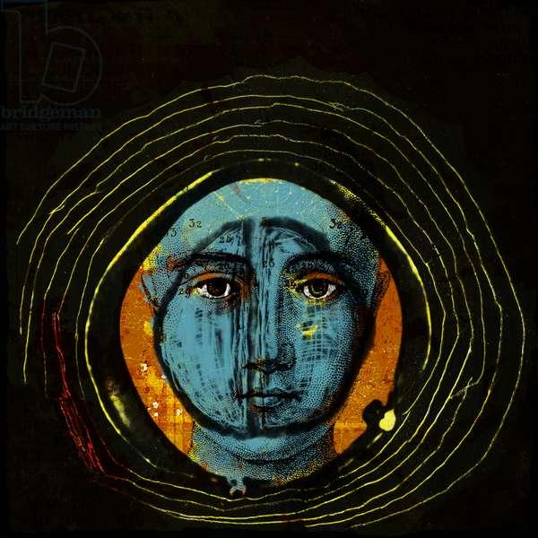 Cogito Ergo Sum 3.5, 2006, (archival digital pigment print)