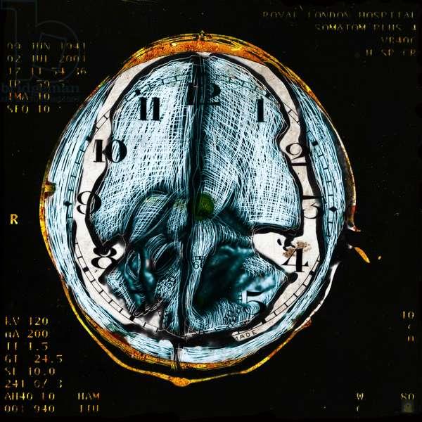 Cogito Ergo Sum 3.12, 2006 (archival pigment digital print)
