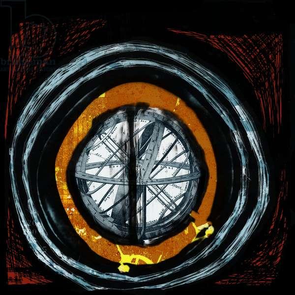 Cogito Ergo Sum 3.6, 2006, (archival digital pigment print)