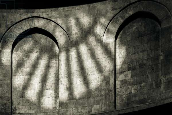 Beautiful Light, from the series Church of the Holy Sepulchre, 2016 (photograph)