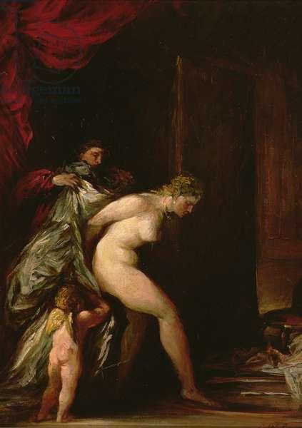 The Bath of Venus (oil on canvas)