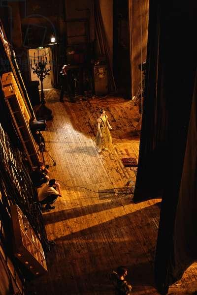 """Ten Days Before..."" (the Bolshoi Theatre series), Untitled #7141, 2005 (photo)"