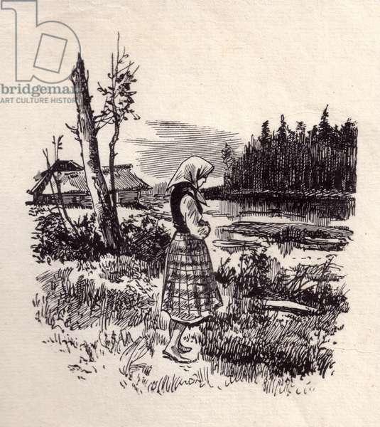 Illustration (woodcut)