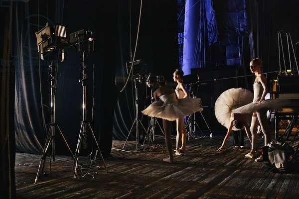 """Ten Days Before..."" (the Bolshoi Theatre series), Untitled #6888, 2005 (photo)"