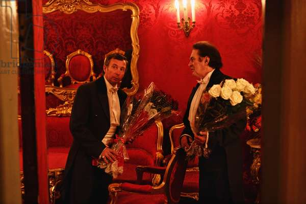"""Ten Days Before..."" (the Bolshoi Theatre series), Untitled #7223, 2005 (photo)"
