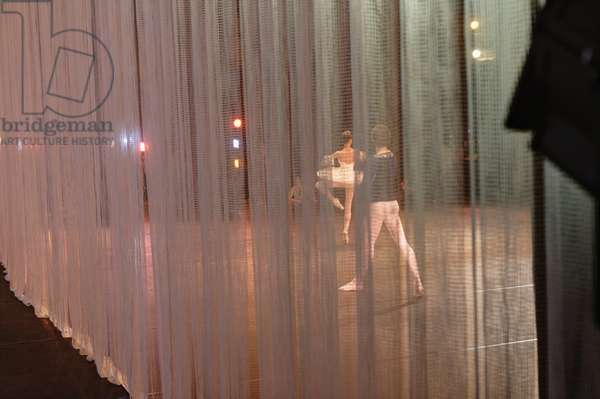 """Ten Days Before..."" (the Bolshoi Theatre series), Untitled #7540, 2005 (photo)"