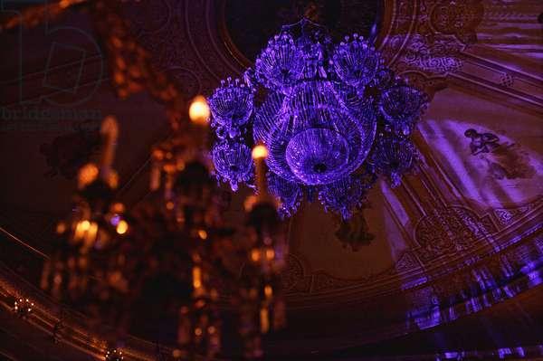 """Ten Days Before..."" (the Bolshoi Theatre series), Untitled #7568, 2005 (photo)"