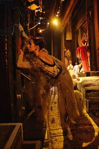 """Ten Days Before..."" (the Bolshoi Theatre series), Untitled #7127, 2005 (photo)"