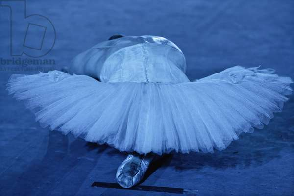 """Ten Days Before..."" (the Bolshoi Theatre series), Untitled #7184, 2005 (photo)"
