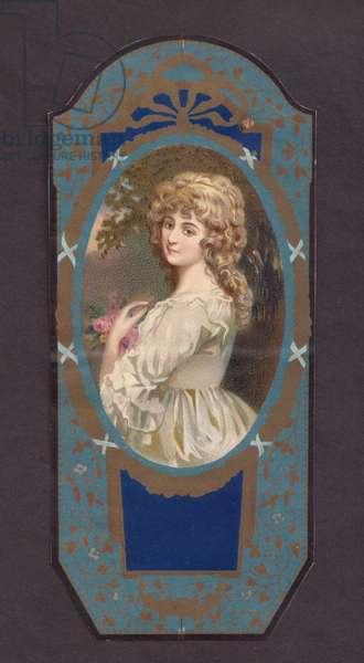 Perfume Label, 1900s (colour litho)