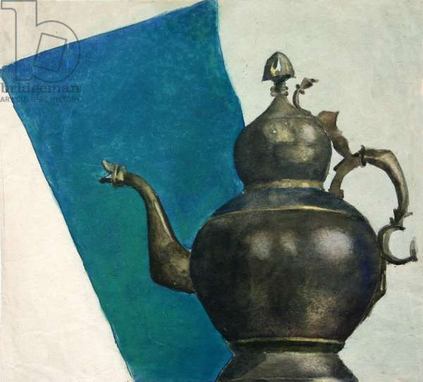 Coffee-Pot, 1930 (gouache on paper)