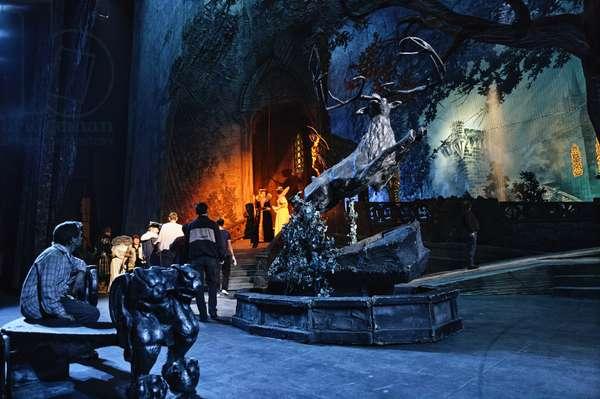 """Ten Days Before..."" (the Bolshoi Theatre series), Untitled #7455, 2005 (photo)"