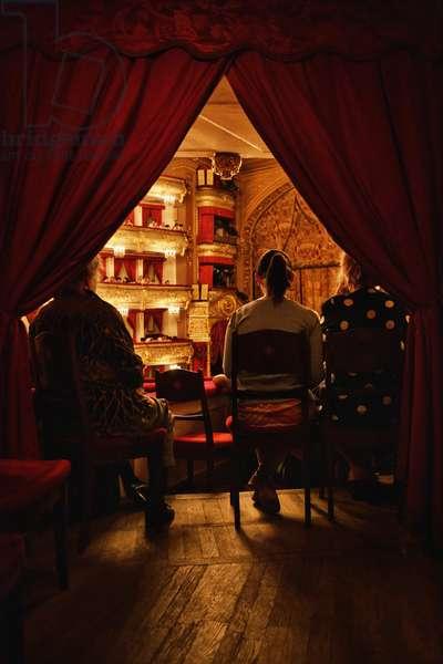 """Ten Days Before..."" (the Bolshoi Theatre series), Untitled #6544, 2005 (photo)"