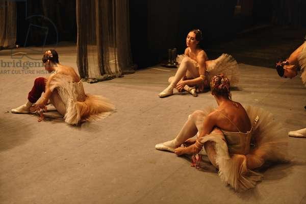 """Ten Days Before..."" (the Bolshoi Theatre series), Untitled #6338, 2005 (photo)"