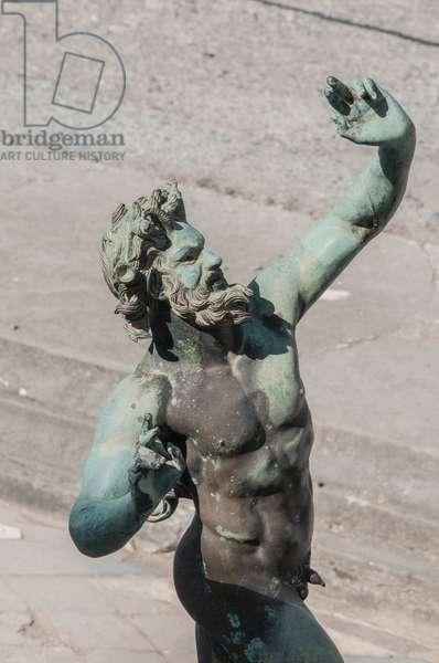 Europe, italy, campania, pompei, the house of fauno ©Lanzellotto Antonello/AGF/Leemage