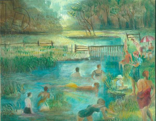 Swimmers, Simonsbath