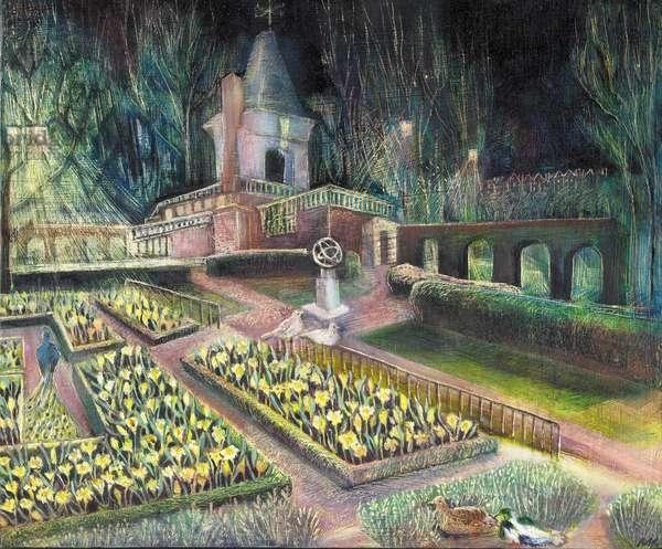 Flower Garden, Holland park