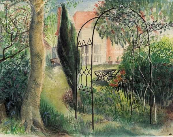 Garden, Harrow