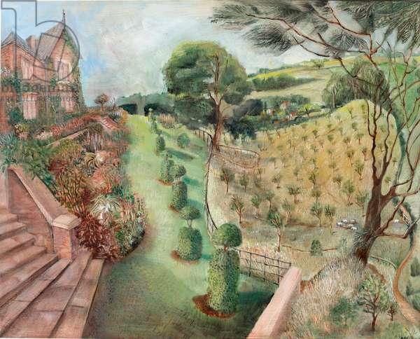Cley Garden